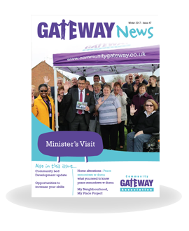 Gateway News winter 2017 front cover