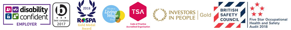 New CGA accreditations