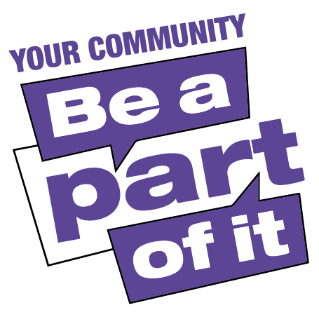 Be a part of it logo