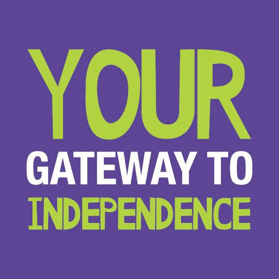 Your Gateway to Independence Icon